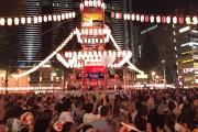 恵比寿盆踊り1